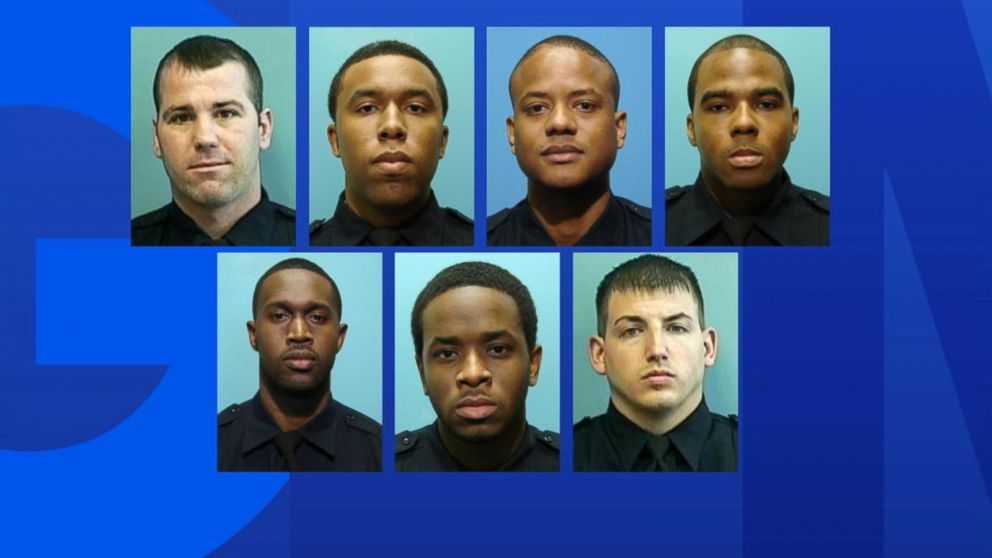 7 Baltimore police officers indicted on federal racketeering charges Video - ABC News