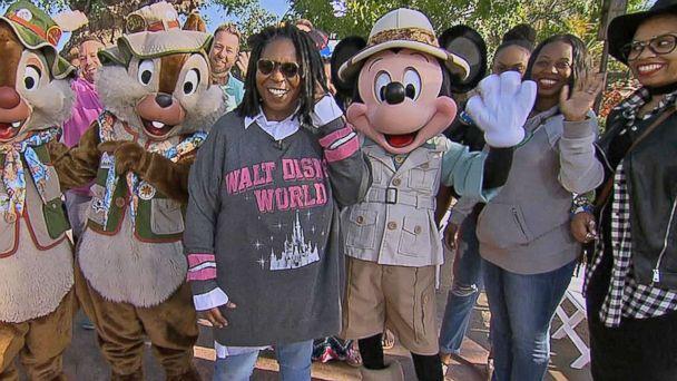 VIDEO: Whoopi Goldberg dishes on Disney's 'Pandora: the World of Avatar'