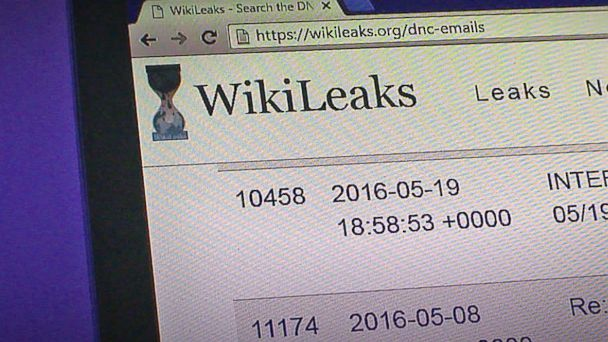 VIDEO: Search underway for CIA leaker