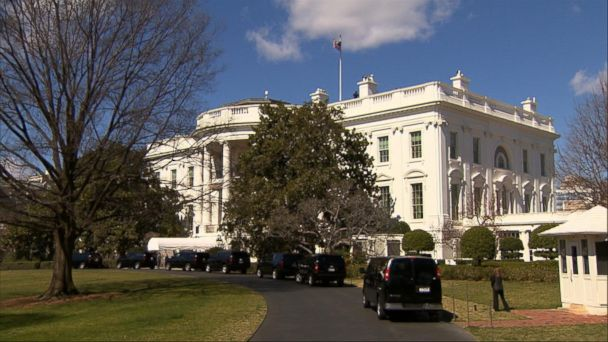VIDEO: Man arrested after scaling White House fence