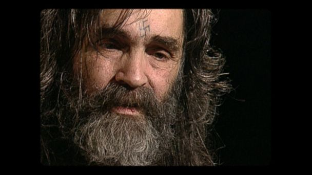 VIDEO: Never-before-broadcast footage of Diane Sawyer interviewing Charles Manson