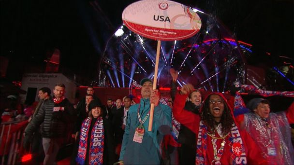 VIDEO: Special Olympics Winter World Games begin in Austria
