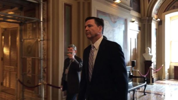 VIDEO: FBI Director James Comey to testify before Congress