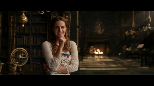VIDEO: 'Beauty and the Beast' sets box office record for 2017