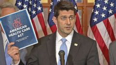 VIDEO: GOP leaders announce changes to health care plan
