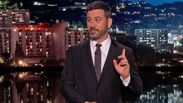 VIDEO: Jimmy Kimmel makes bold 'Dancing With the Stars' prediction
