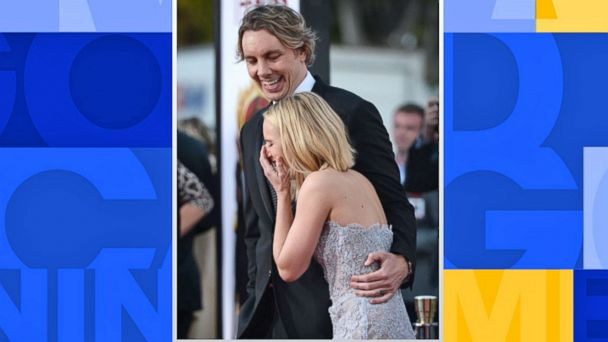 VIDEO: Dax Shepard talks about perfect couples in perfume ads