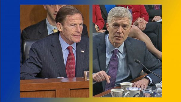 VIDEO: Democrats grill Supreme Court nominee in confirmation hearing