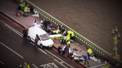 VIDEO: 3 murdered, at least 29 hospitalized in London terror attacks