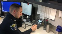VIDEO: Police officers scam robocall warning goes viral