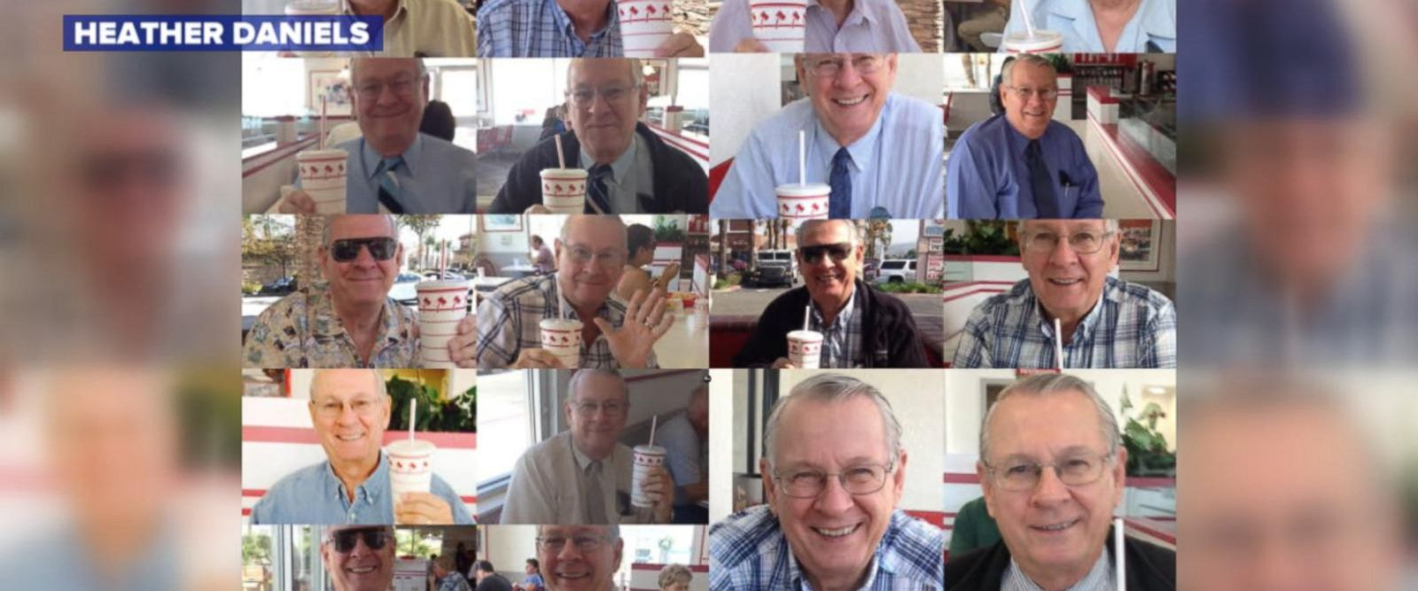 VIDEO: Grandparents text photo of every In-N-Out Burger visit