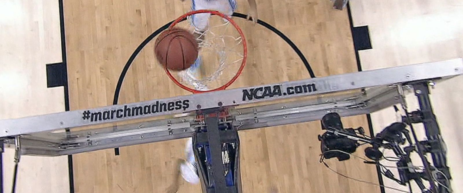 VIDEO: March Madness 2017's first round saw some exciting game play