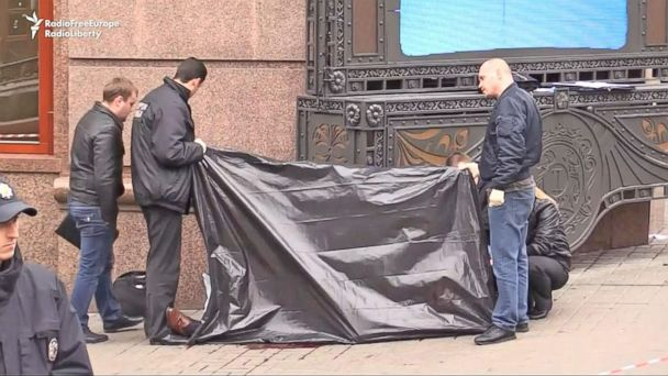VIDEO: Video emerges of killing of former Russian lawmaker who was Putin critic