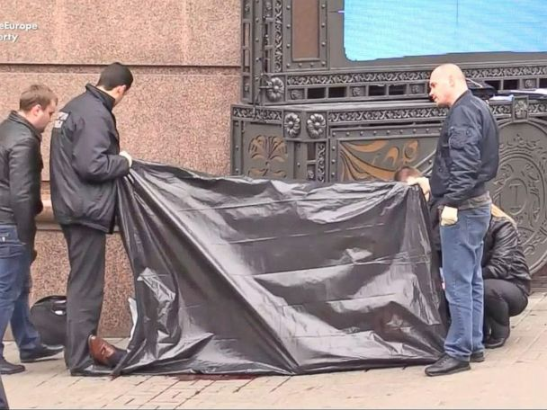 WATCH:  Video emerges of killing of former Russian lawmaker who was Putin critic