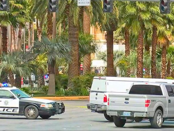 WATCH:  Video shows Las Vegas hotel armed robbery