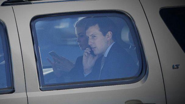 VIDEO: Ivanka Trump security detail impacts Washington neighbors
