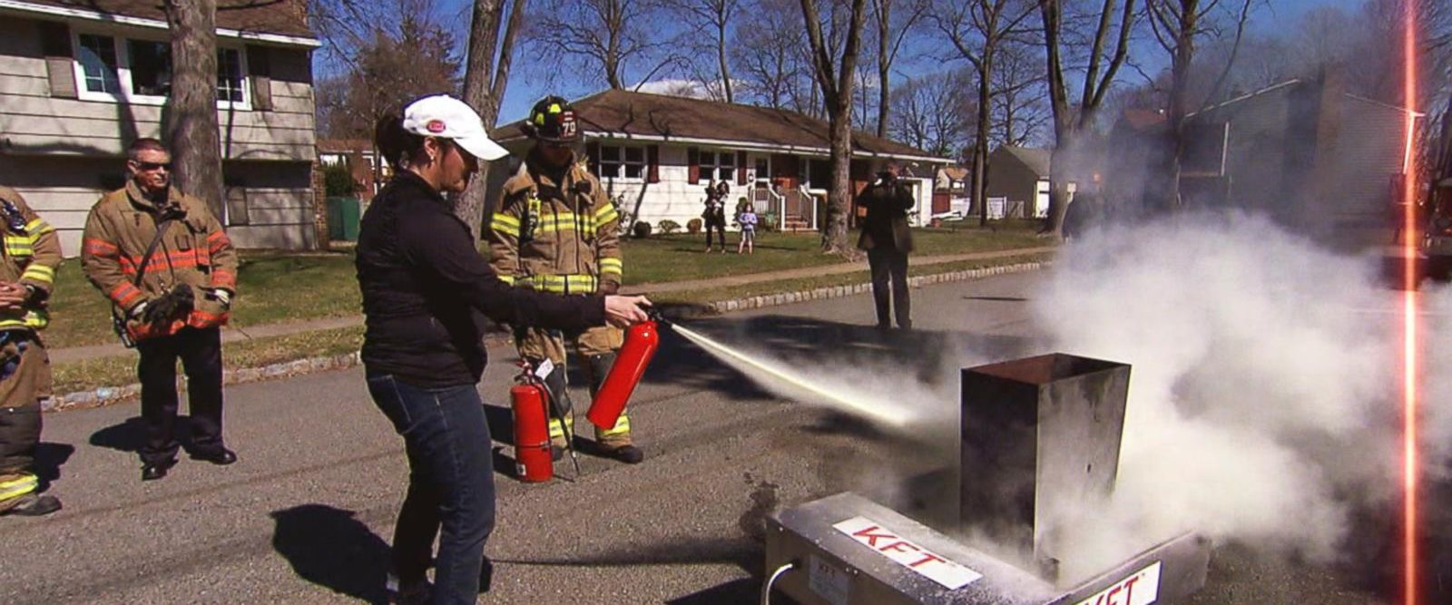 VIDEO: New warning about fire extinguishers