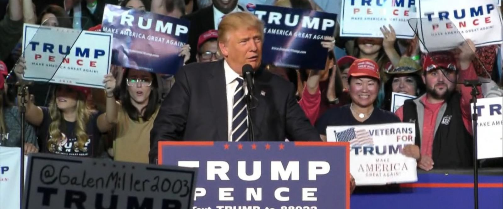 VIDEO: Trump tries to move forward after major setback in Congress