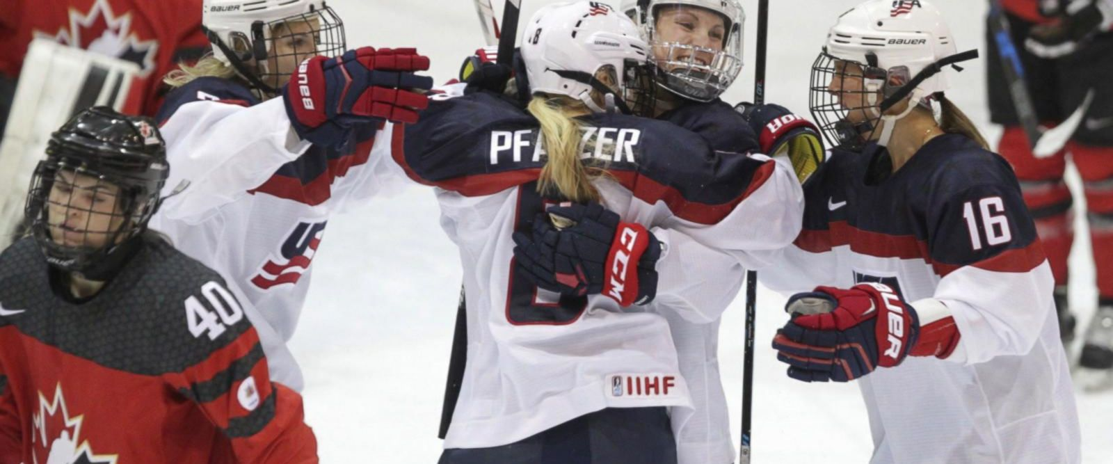 VIDEO: US women's hockey team plans to boycott world championship