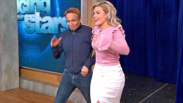 VIDEO: Chris Kattan speaks out after 'Dancing With the Stars' elimination