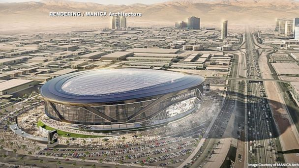 VIDEO: Oakland Raiders receive NFL permission for Las Vegas move