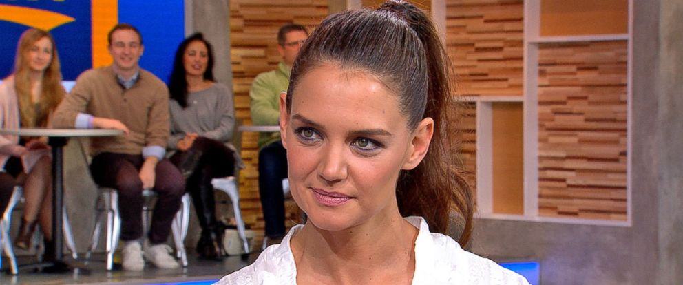VIDEO: Katie Holmes dishes on The Kennedys