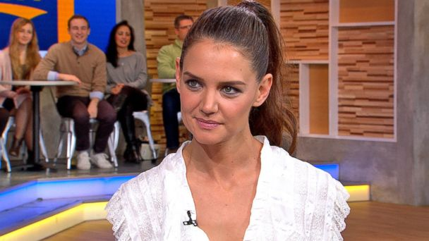 VIDEO: Katie Holmes dishes on 'The Kennedys'