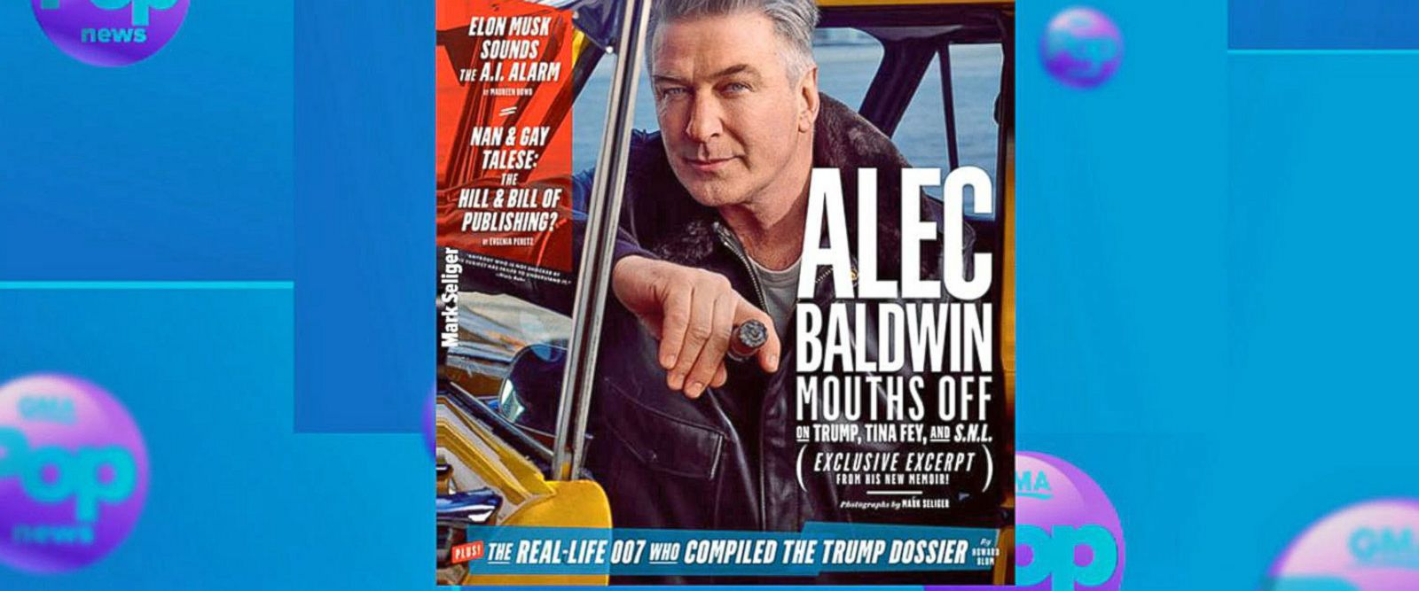 VIDEO: Alec Baldwin says he 'fell in love' with Tina Fey at 1st meeting