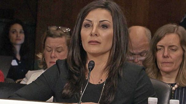 VIDEO: Gymnasts testify before Congress about sex abuse claims