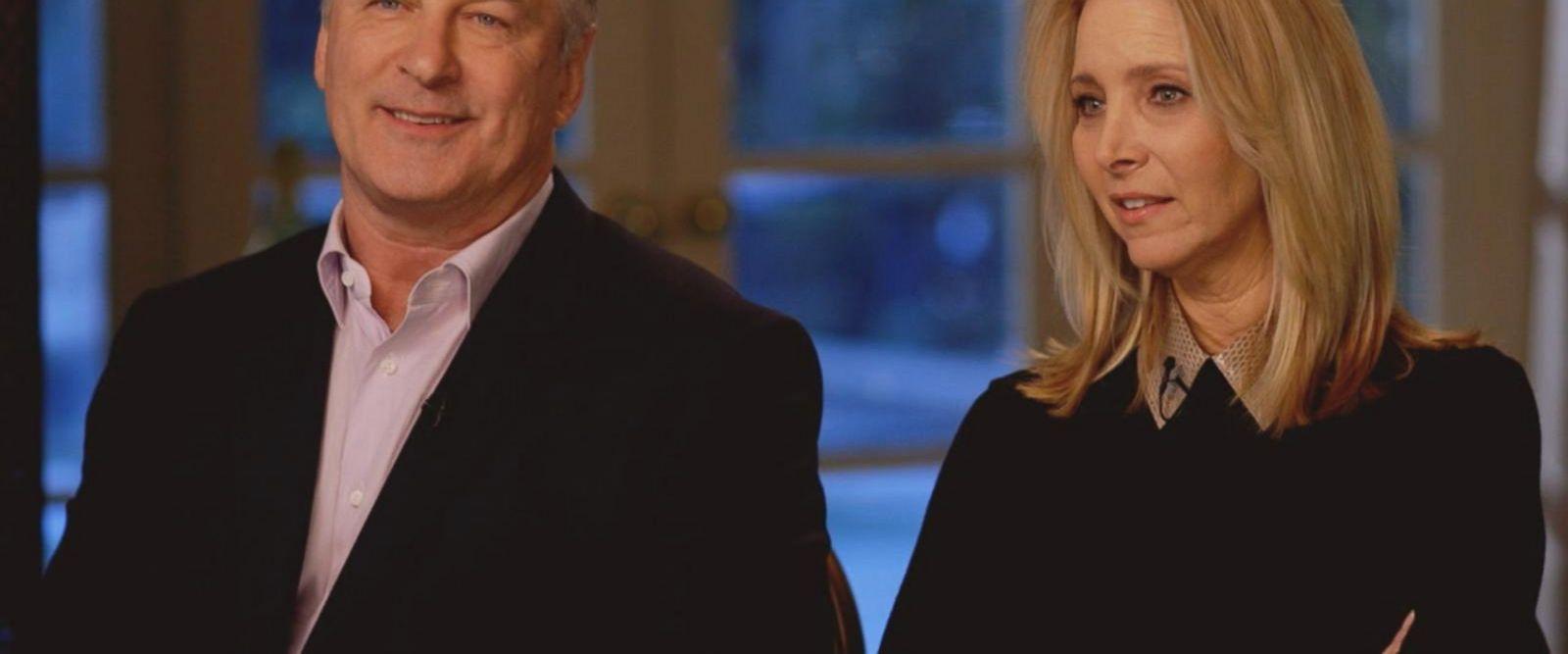 VIDEO: Alec Baldwin and Lisa Kudrow dish on 'Boss Baby'