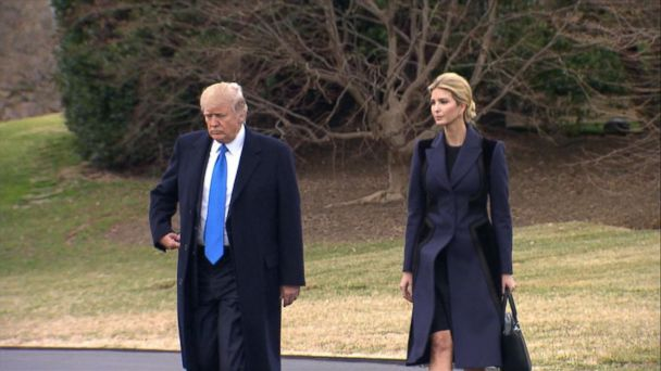 VIDEO: Ivanka Trump reverses position on WH role