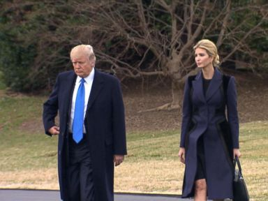 WATCH:  Ivanka Trump reverses position on WH role