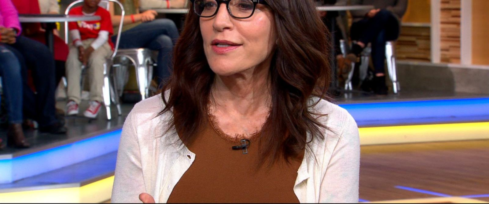 VIDEO: Katey Sagal opens up about her past drug addiction in new memoir