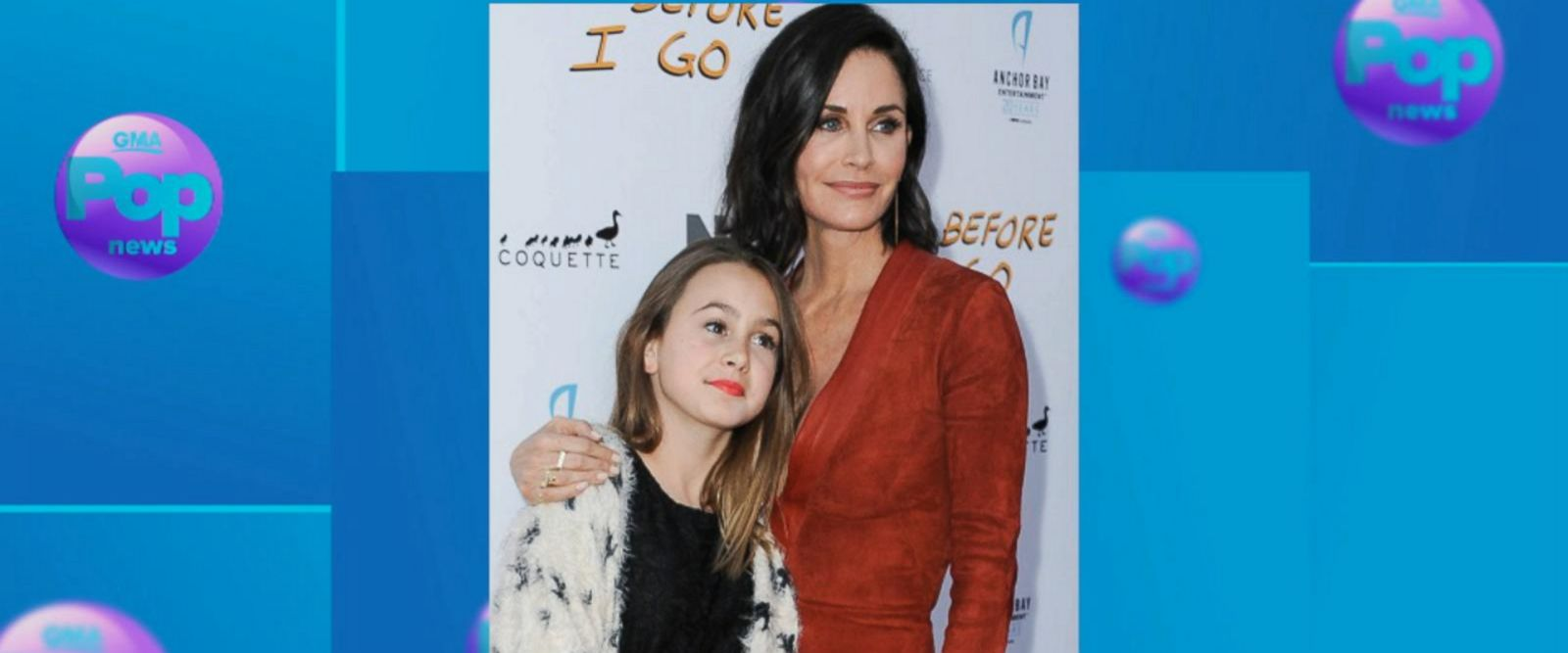 VIDEO: Courteney Cox's daughter follows in mom's footsteps, stars in music video