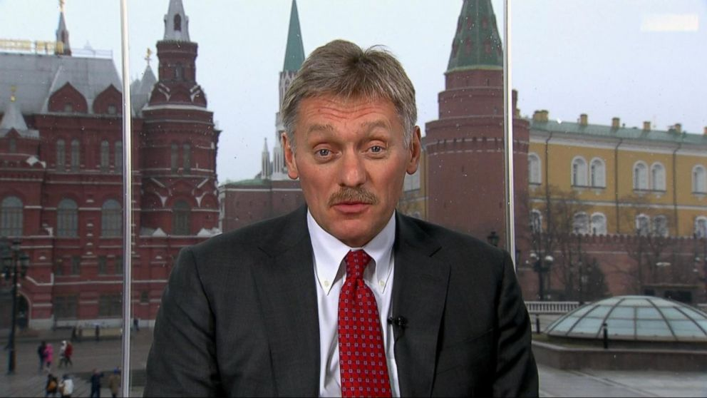VIDEO: Vladimir Putin's press secretary speaks out