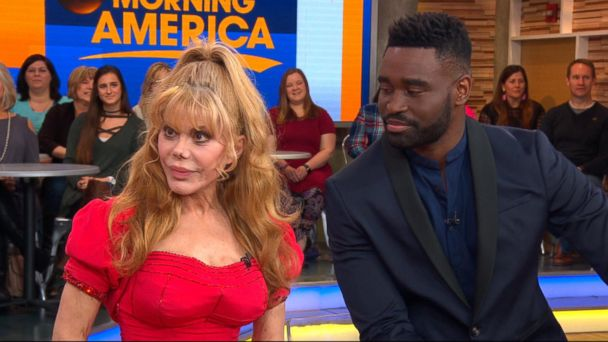 VIDEO: Charo, Keo Motsepe speak out after 'Dancing With the Stars' elimination