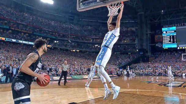 VIDEO: North Carolina wins 6th NCAA title
