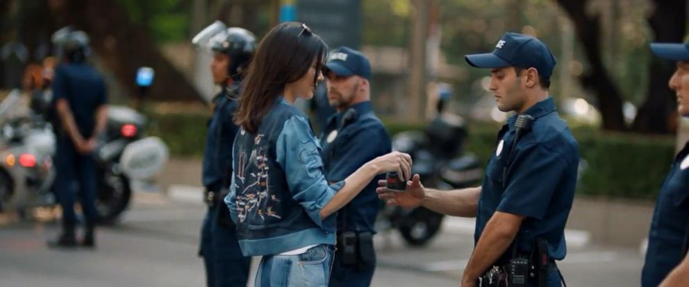 VIDEO: Pepsi, Kendall Jenner protest ad called tone deaf