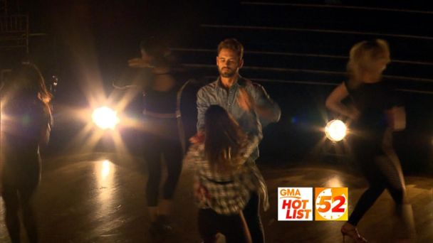 VIDEO: 'GMA' Hot List: Ginger Zee goes behind the scenes of 'Dancing With the Stars'