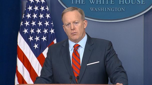 VIDEO: Sean Spicer compares Syrian chemical attack to the Holocaust