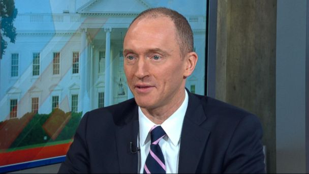 VIDEO: Carter Page speaks out about FBI scrutiny