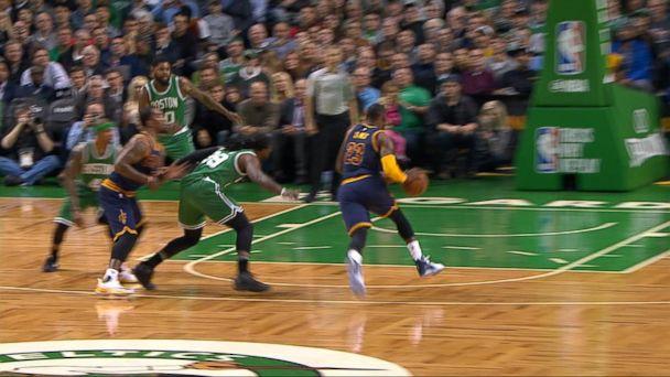 VIDEO: First round of the NBA playoffs begins