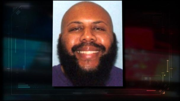 VIDEO: Multi-state manhunt for Cleveland man suspected in killing in video uploaded to Facebook