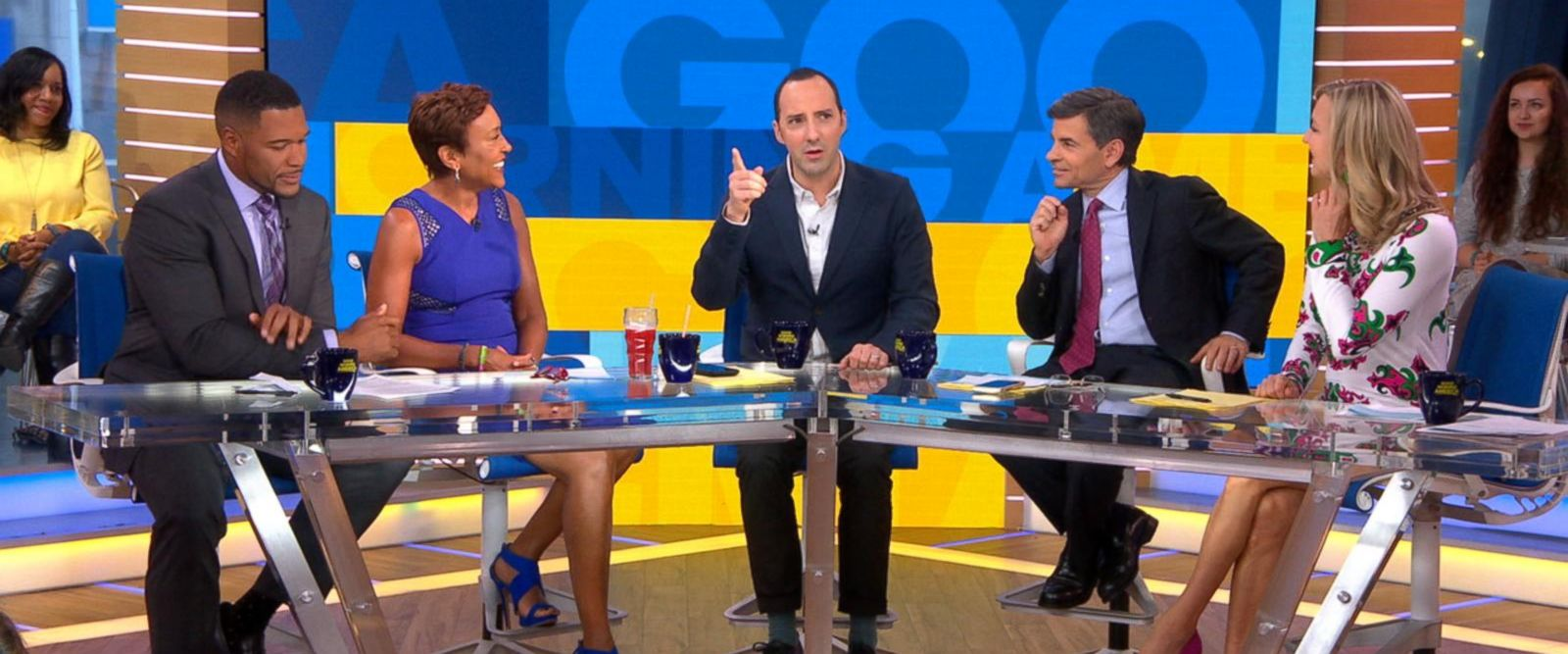 VIDEO: Tony Hale dishes on Arrested Development
