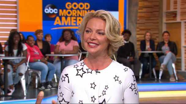 VIDEO: Katherine Heigl opens up about 'Unforgettable'