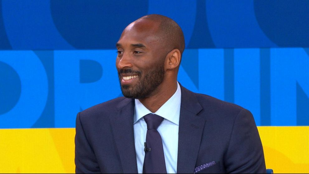 VIDEO: Kobe Bryant discusses 'Dear Basketball' live on 'GMA'