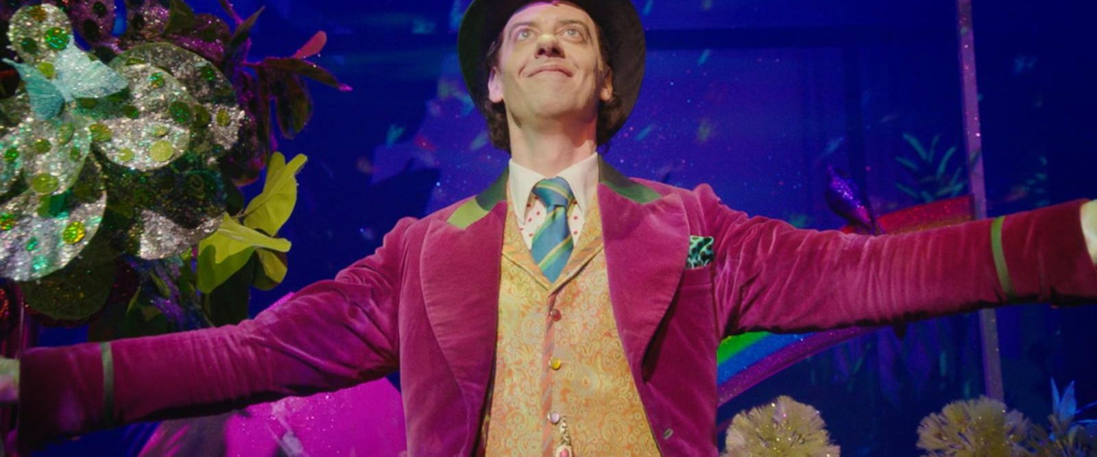 VIDEO: Behind the scenes of 'Charlie and the Chocolate Factory' on Broadway
