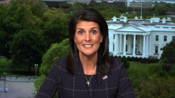 VIDEO: Nikki Haley reacts to French election results