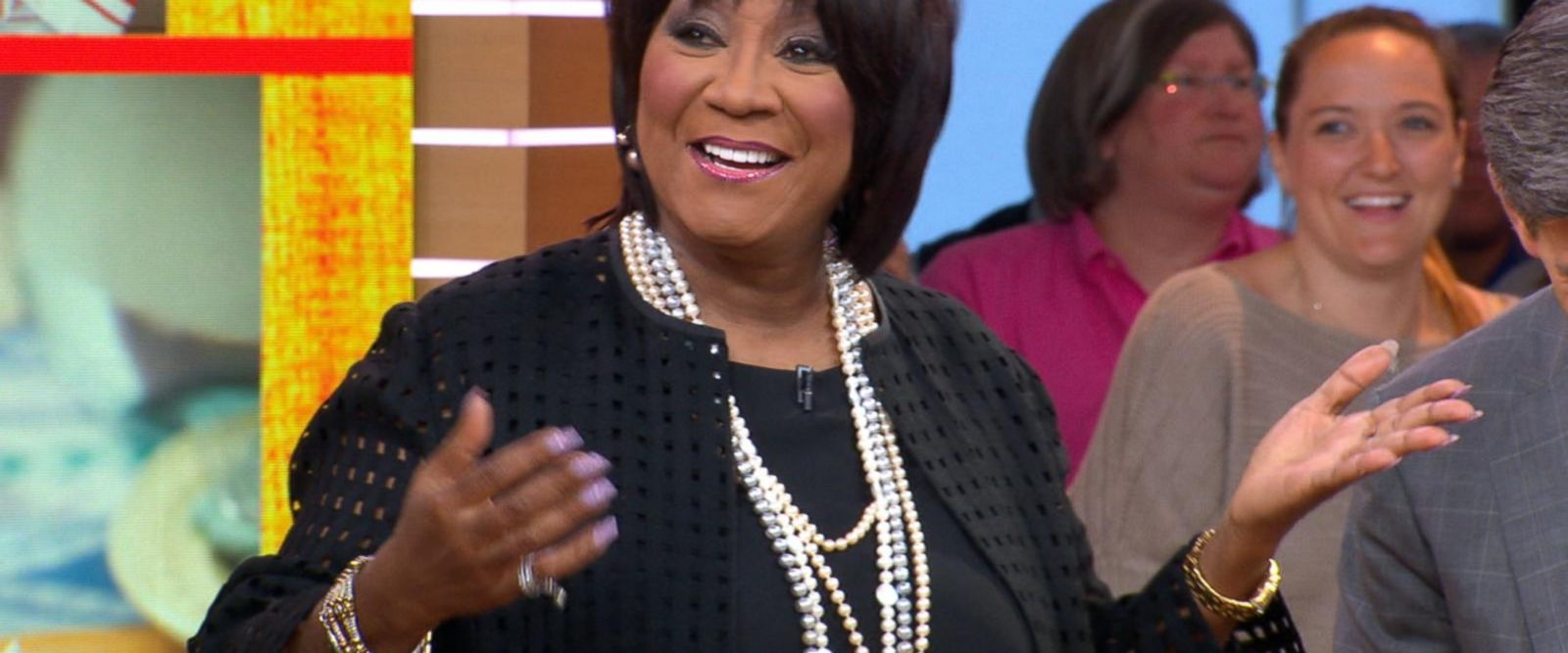 VIDEO: Pattie LaBelle showcases her famous pies live on 'GMA'