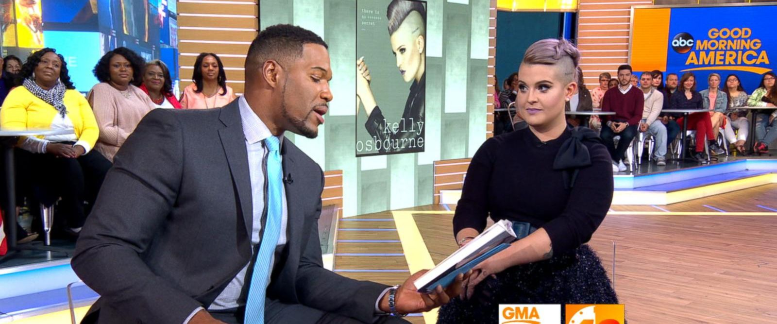 VIDEO: 'GMA' Hot List: Kelly Osbourne reveals her mother's celebrity crush